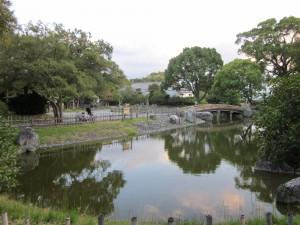 高槻城跡公園5