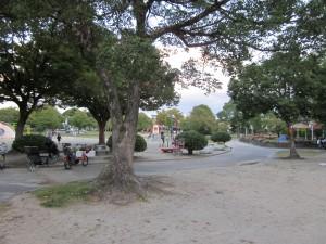 高槻城跡公園2